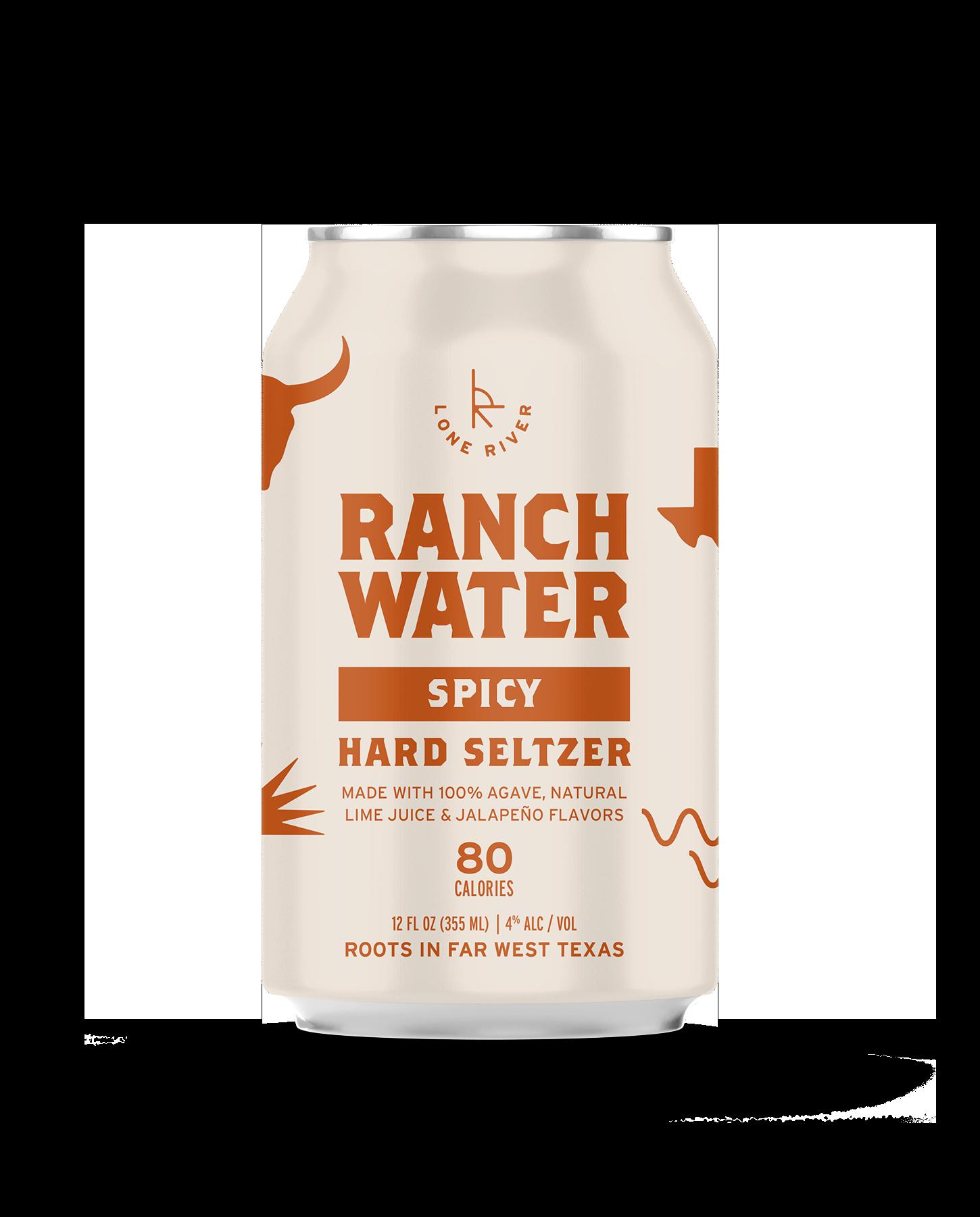 Spicy Ranch Water Hard Seltzer