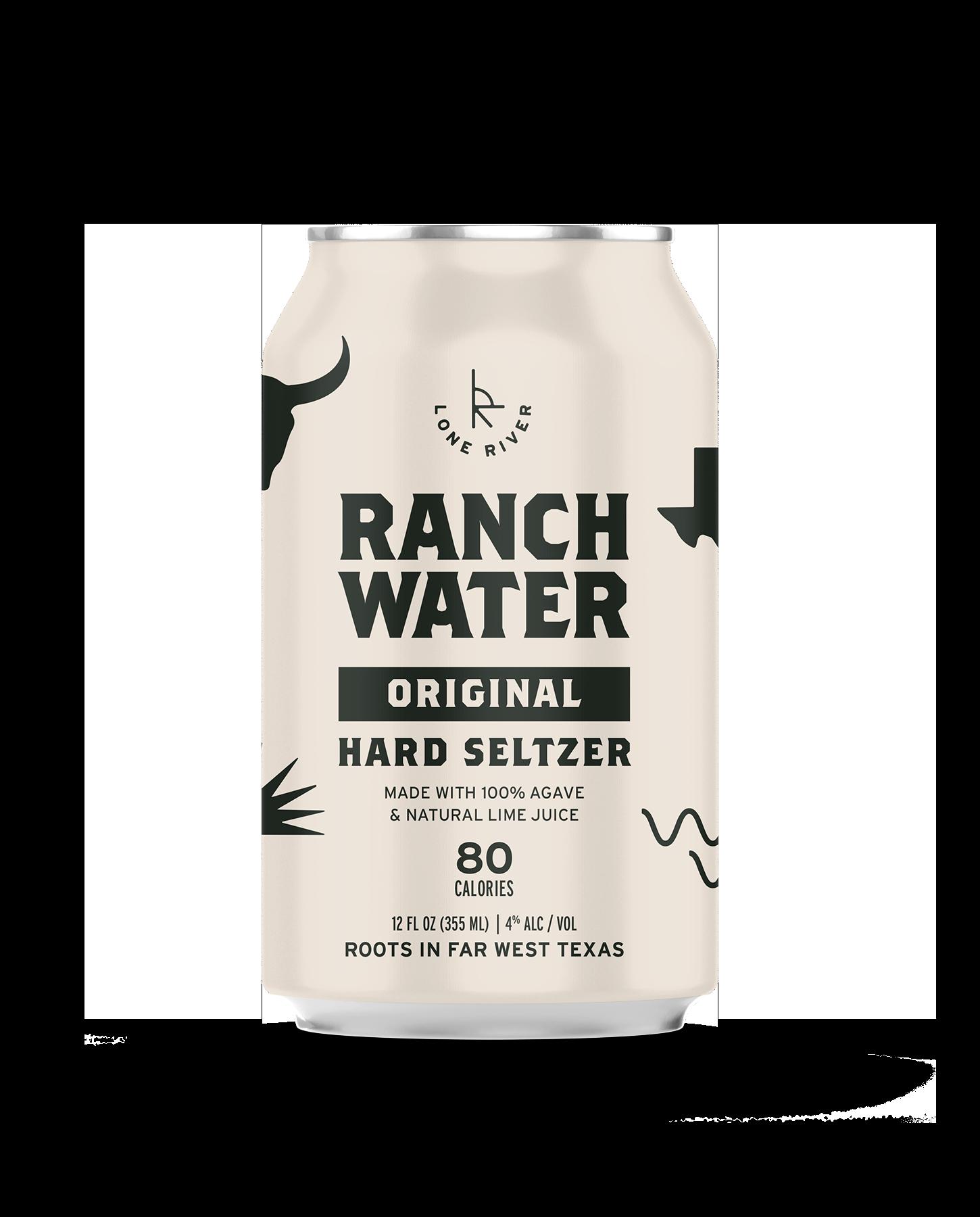 Original Ranch Water Hard Seltzer