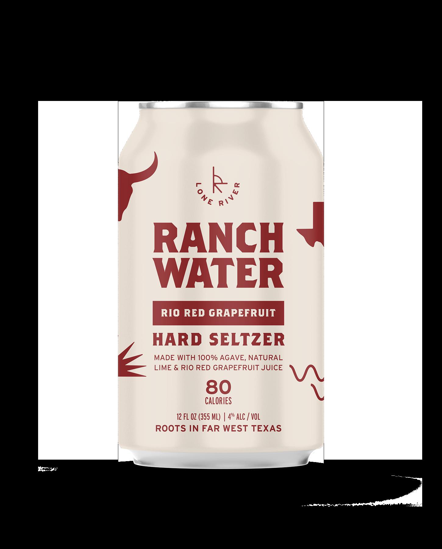 Rio Red Grapefruit Ranch Water Hard Seltzer