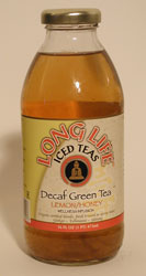 Decaf Green Tea - Lemon/Honey