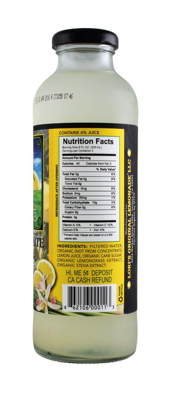 Lori's Original Lemonade: Loris Facts