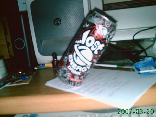 Lost Energy Drink: