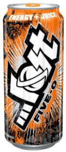 Lost Energy Drink: New Lost Five-O Image