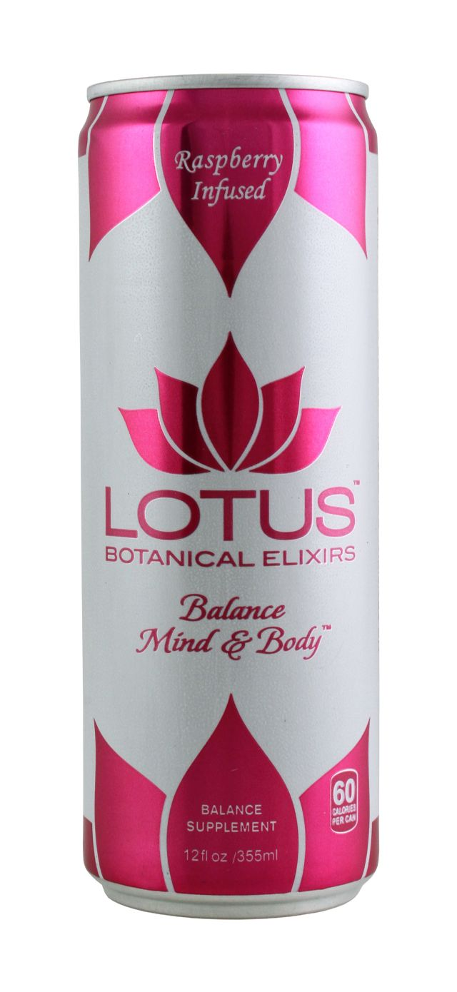 Lotus Botanical Elixirs: Lotus Rasp Front