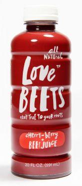 Cherry - Berry Beet Juice