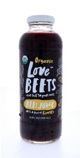 Organic Beet Juice with Ginger