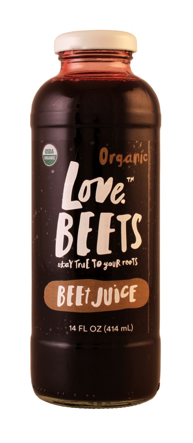Love Beets: LoveBeets OriginalBeet Front