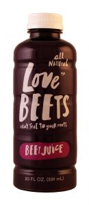 Love Beets: LoveBeets BeetJuice Front