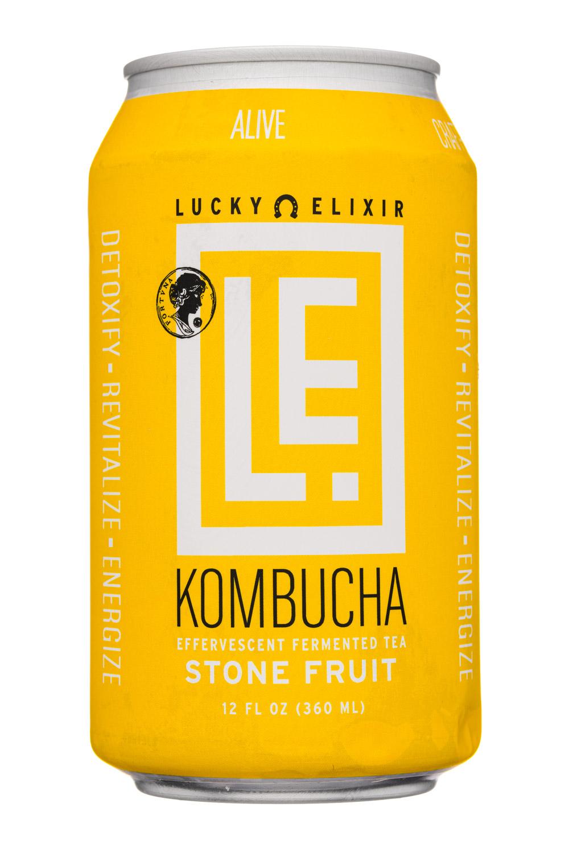 Stone Fruit Kombucha
