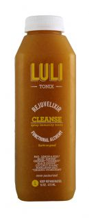 LuliTonix: Luli Cleanse Front