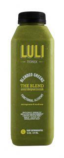 LuliTonix: Luli TheBlend Front