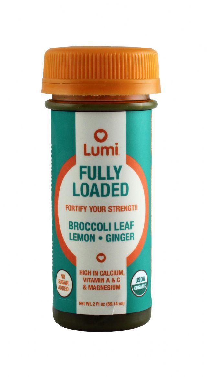 Lumi Juice: Lumi FullyLoaded Front