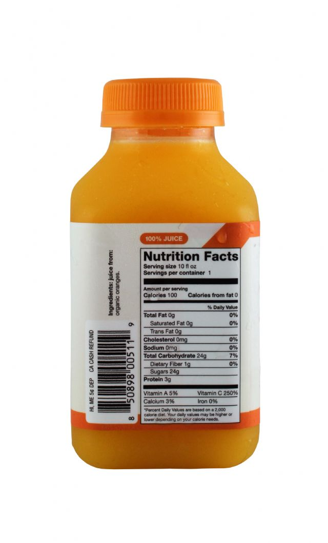 Lumi Juice: Lumi WahooApple Facts