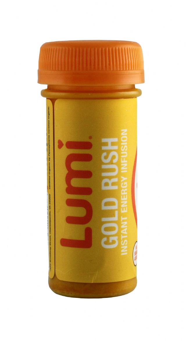 Lumi Juice: Lumi GoldRush Side