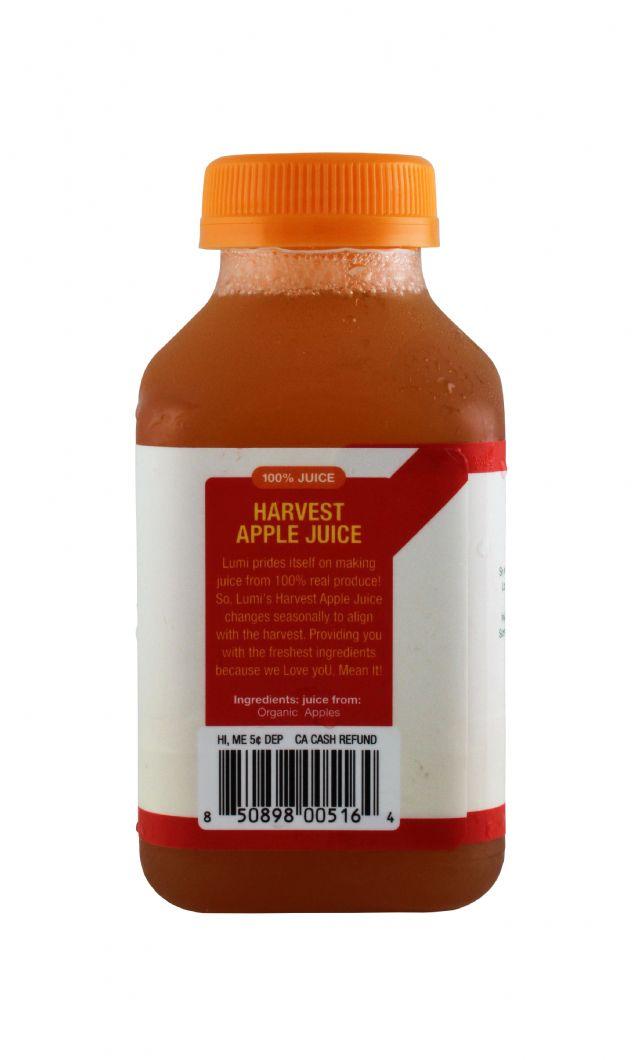 Lumi Juice: Lumi HarvestApple Facts
