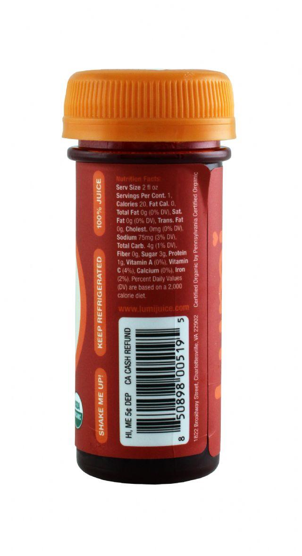 Lumi Juice: Lumi HotShot Facts