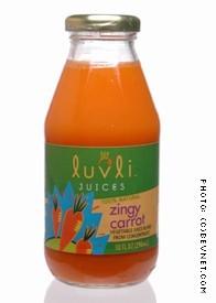 Zingy Carrot