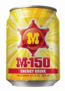 M-150 classic (Non Co2 Energy Drink) 8.4 fl.oz