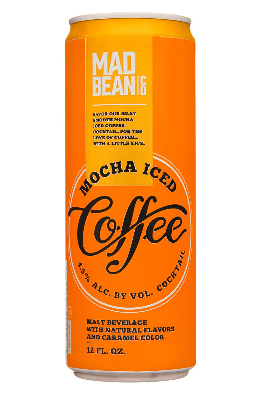Mocha Iced Coffee 4.5% Alc.