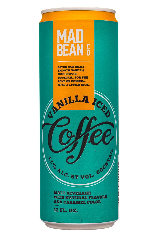 Vanilla Iced Coffee 4.5% Alc.