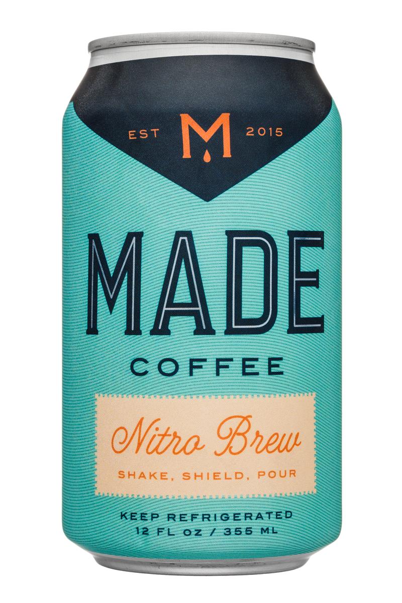 Made Coffee: Made-12oz-Coffee-NitroBrew-Front