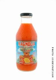 Mango Carrot Nectar