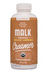 Vanilla Oat + Almond Malk