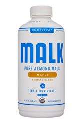 Pure Almond Malk - Maple (2017)