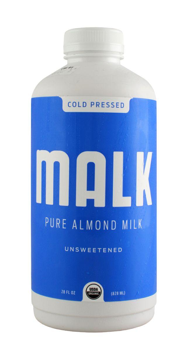 MALK Organics: Malk LG Unsweet Front