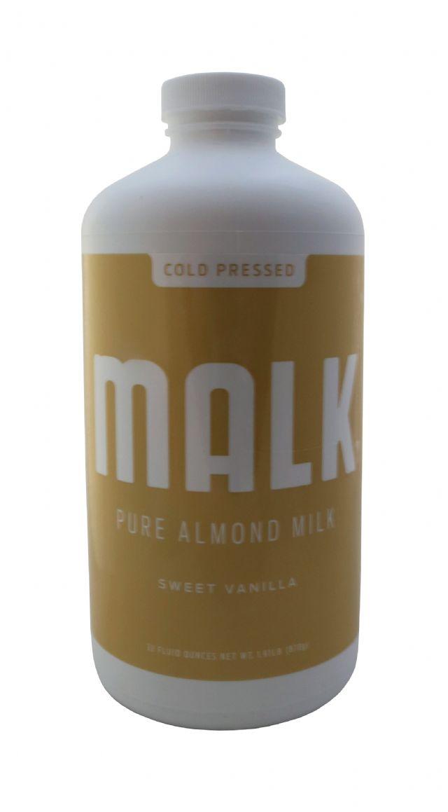 MALK Organics: Malk Almond Front