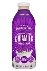 Unsweetened Chiamilk - Original