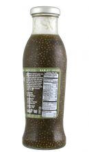 Mamma Chia Organic Vitality Beverages: MC-GratefulGreen_KaleMint-facts