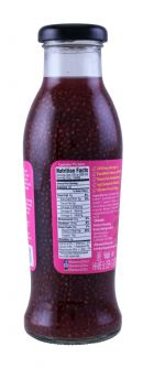 Mamma Chia Organic Vitality Beverages: MammaChia StrawberryLem Facts