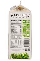 Maple Hill Creamery: MapleHill-HalfGallon-Milk-Whole-Facts