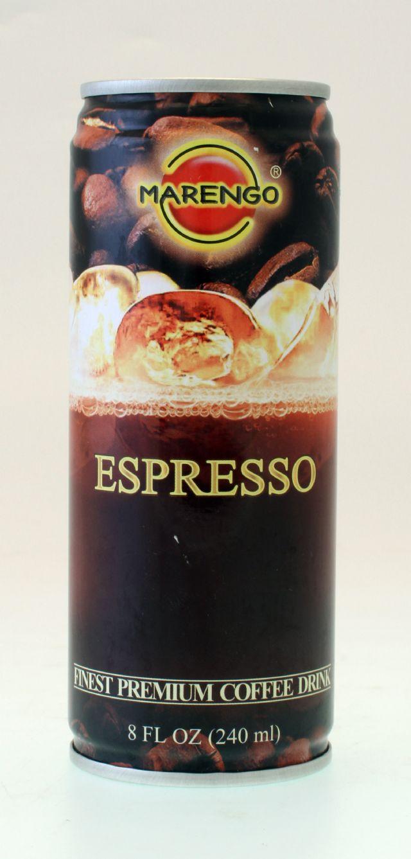 Marengo: Marengo Espresso Front