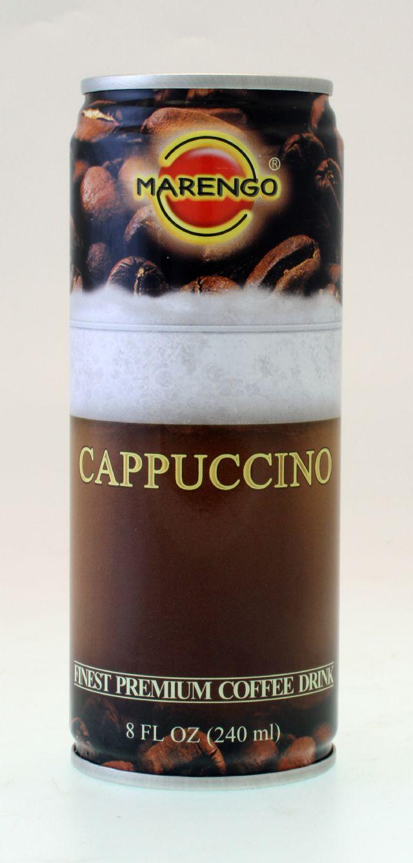 Marengo: Marengo Cappuccino Front