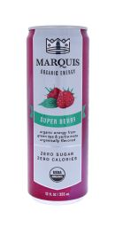 Marquis Organic Energy: Marquis SuperBerry Front