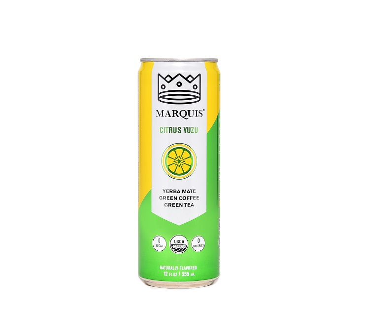 Photo of Citrus Yuzu - Marquis Organic Energy (uploaded by company)