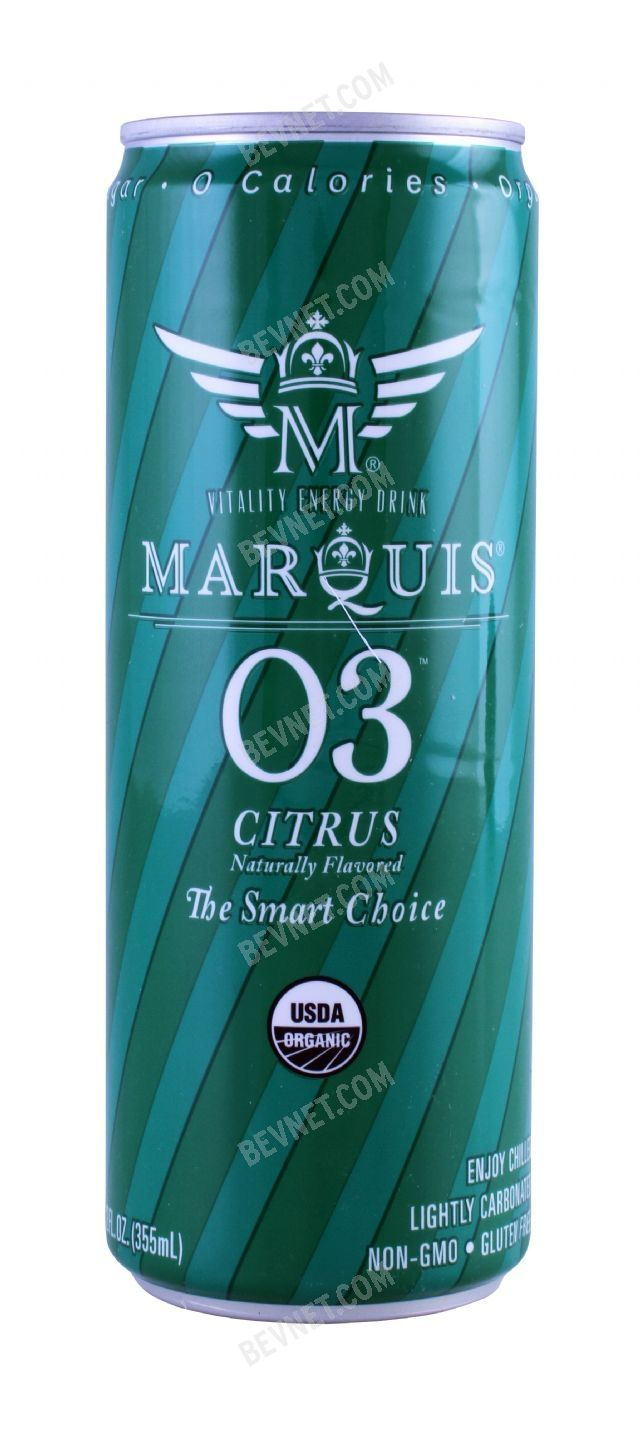 Marquis Vitality Drink: