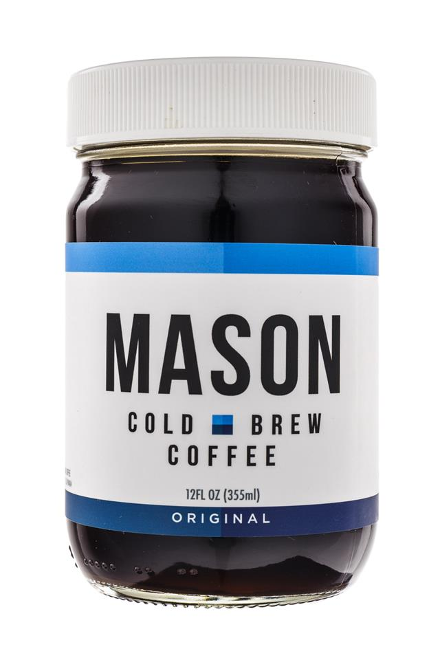 Mason Coffee: Mason-ColdBrew-Original-Front