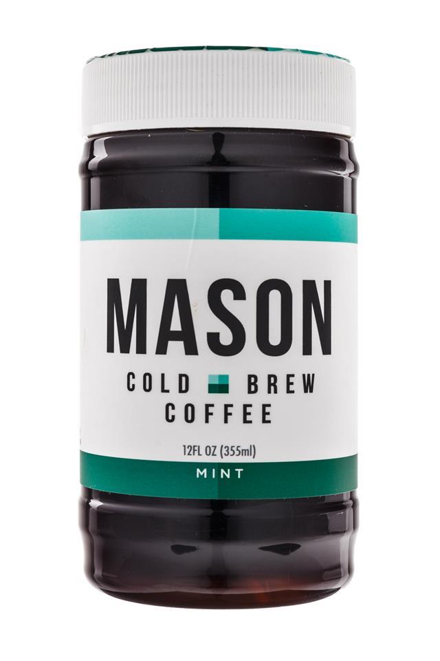 Mason Coffee: Mason-ColdBrew-Mint-Front