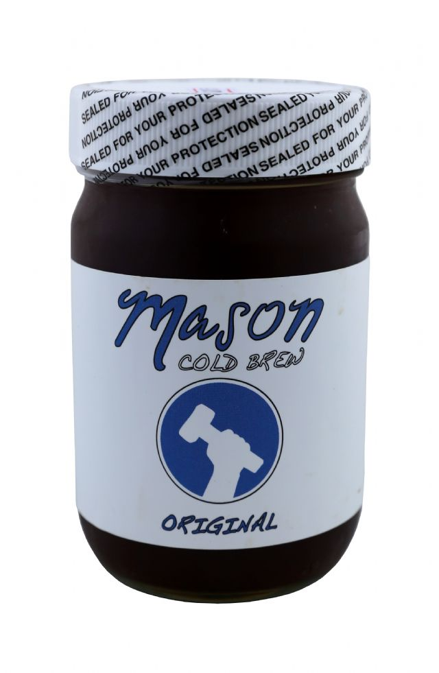 Mason Coffee: Mason ColdBrew
