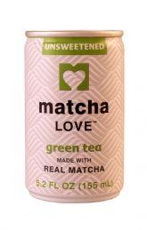 Unsweetened Green Tea