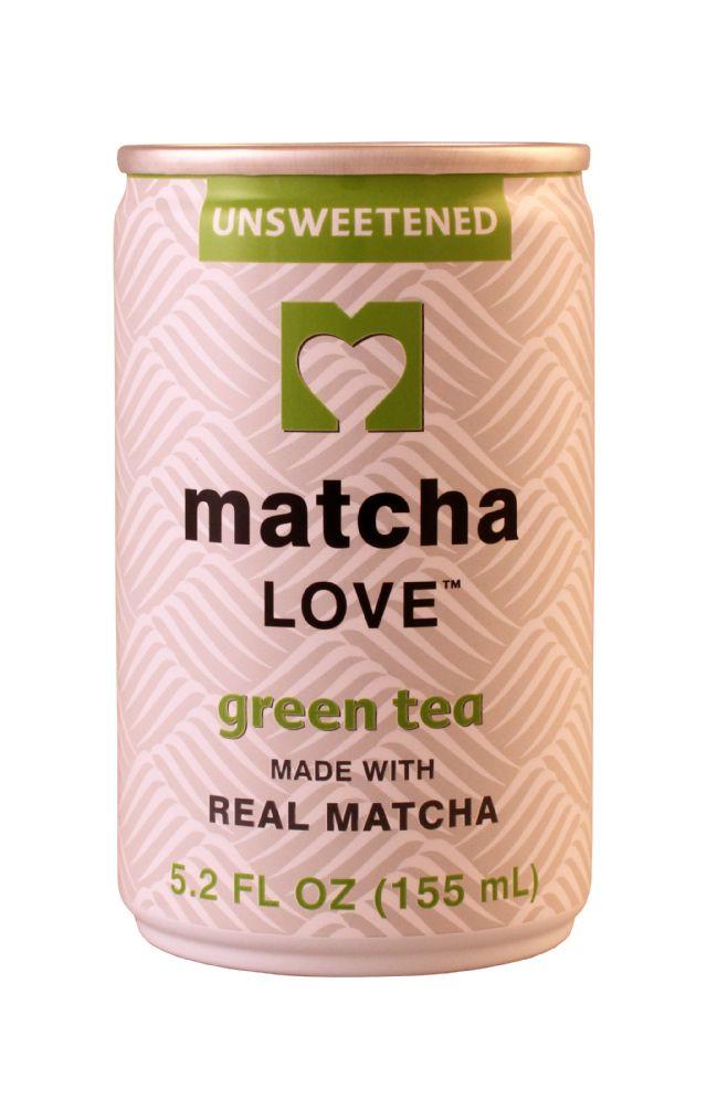 Matcha LOVE: MatchaLove GreenTea Front
