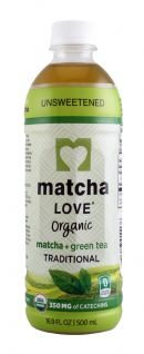 Matcha LOVE: MatchaLove Traditional Front