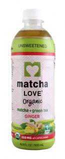 Matcha LOVE: MatchaLove Ginger Front