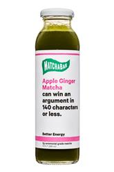 Apple Ginger Matcha (2017)