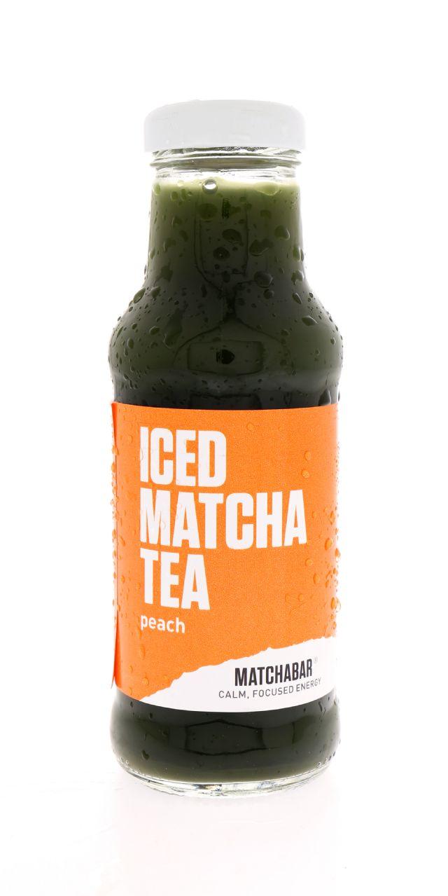 MatchaBar: MatchaBar Peach Front
