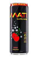 Mati Energy : Mati-HealthyEnergy-12oz-Cherry-Front