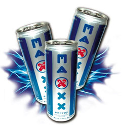 MAXXX Energy Drink